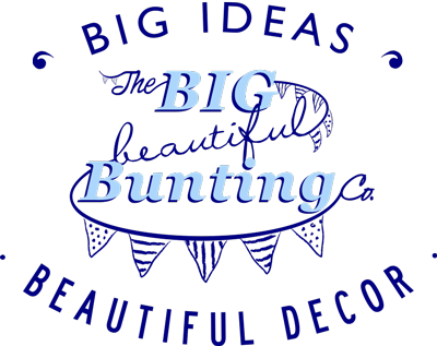 Big Beautiful Bunting