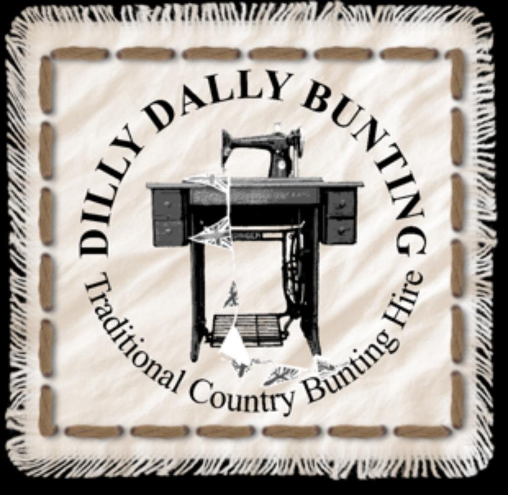 Dilly Dally Bunting