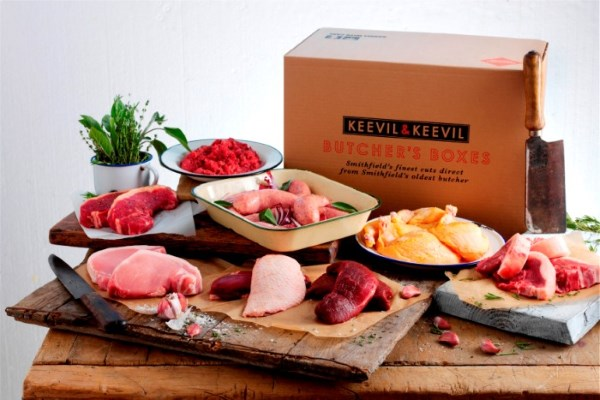 Keevil And Keevil Meat Box