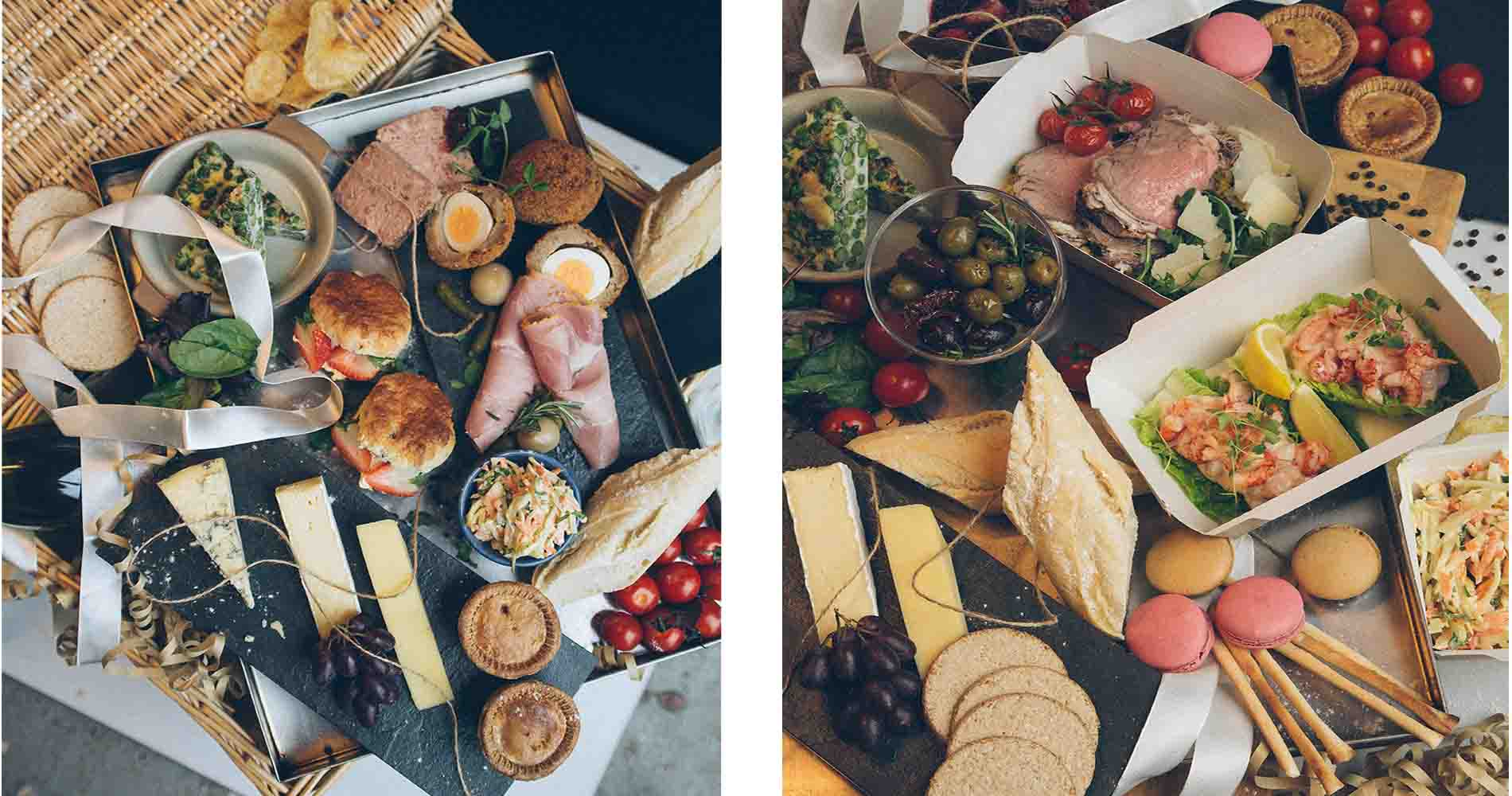 British Larder And Gourmet Picnic