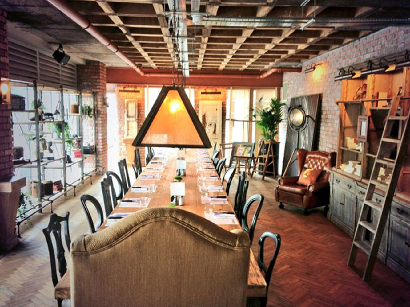 The UK\'s Best Private Dining Rooms