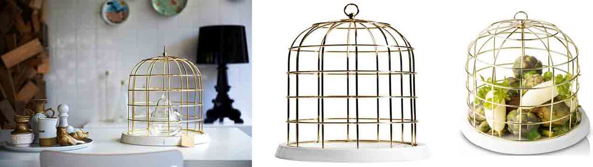Birdcage By Selletti