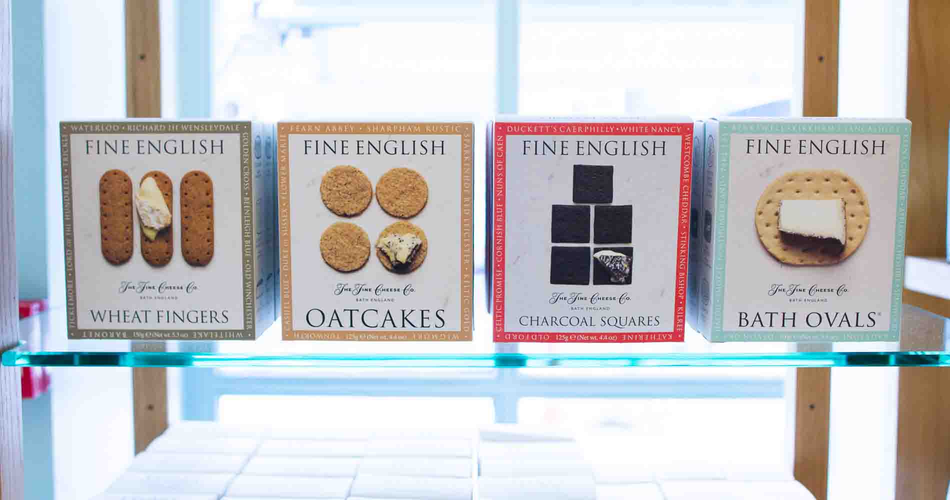 The Fine Cheese Co Biscuits And Crackers