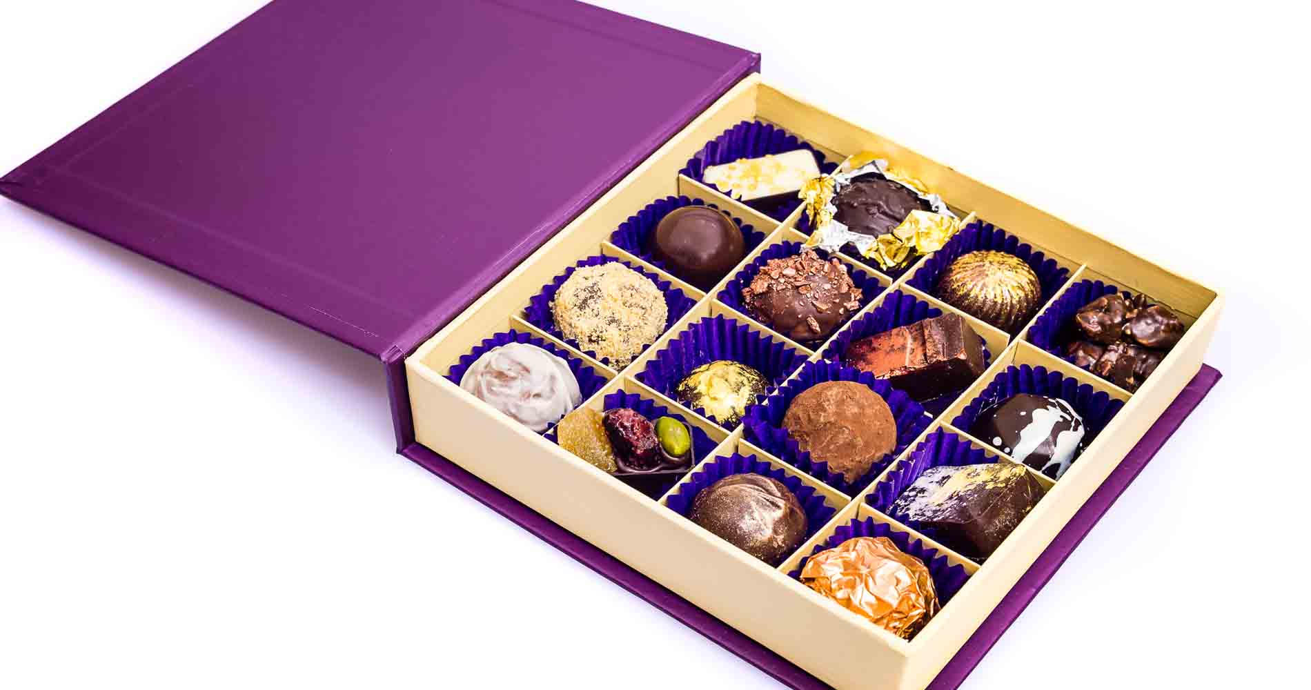 Paul Young Chocolates