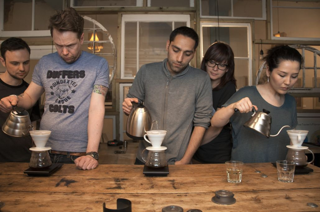 Artisan Coffee School 8