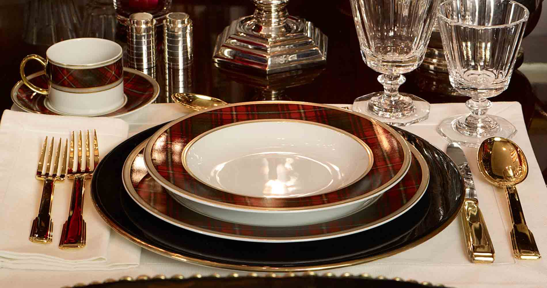 Ralph Lauren Duke Dinner Set