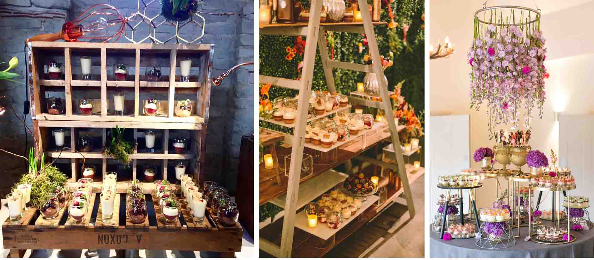 Kalm Kitchen Dessert Tables