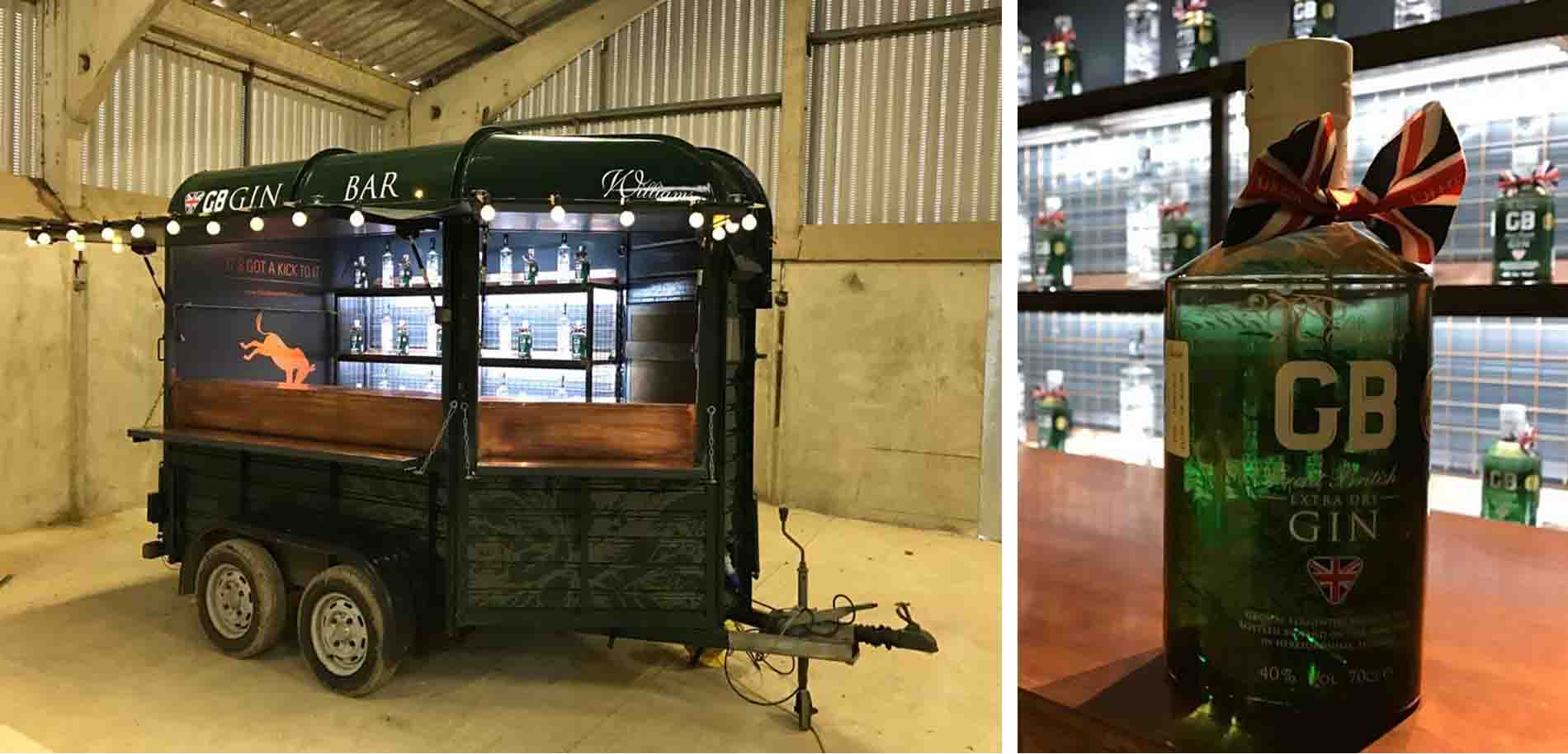 Williams Gin Horsebox