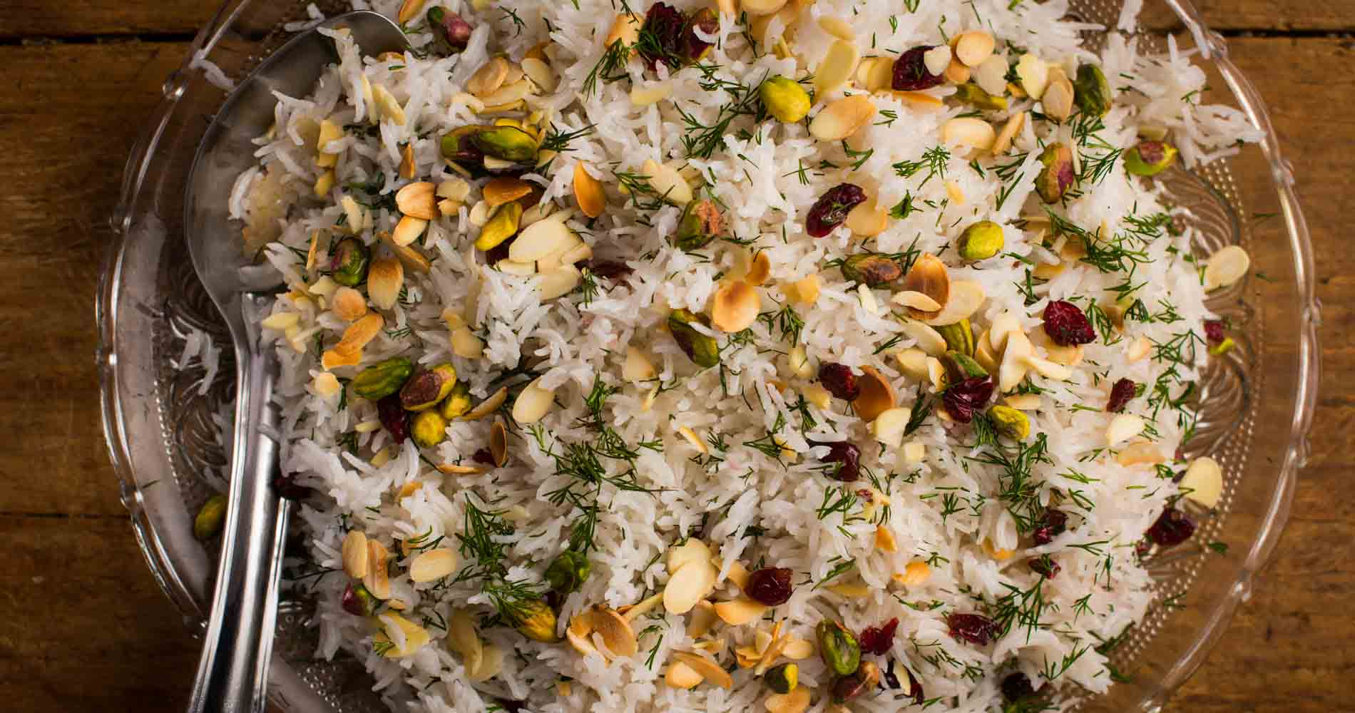 Persian Rice With Saffron Chicory Kitchen