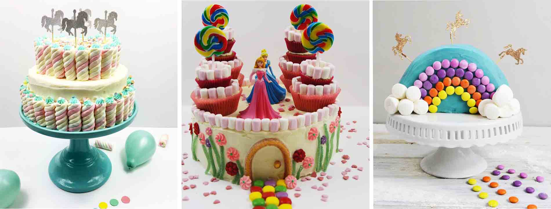 Cool Cakes With Craft Crumb