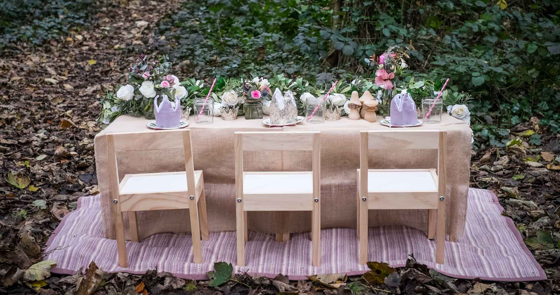 Wild Things Woodland Party
