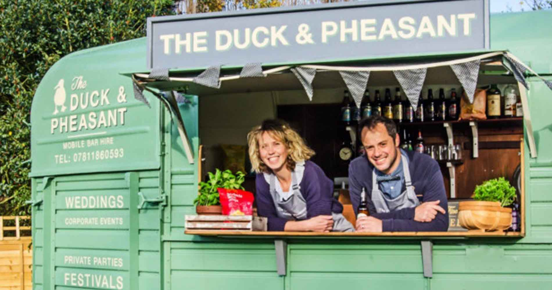 Duck And Pheastant