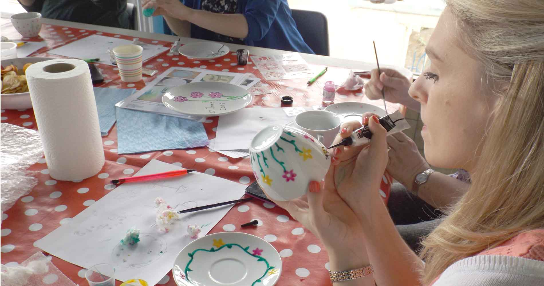 Cup Customisation The Crafty Hen