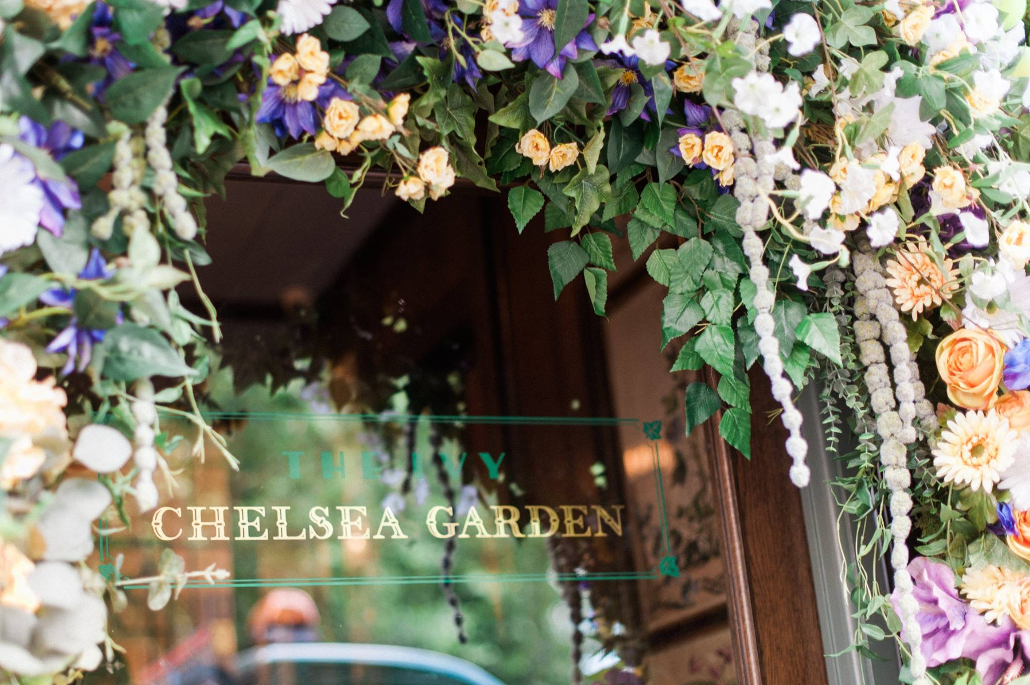 Theivychelseagarden Entrance