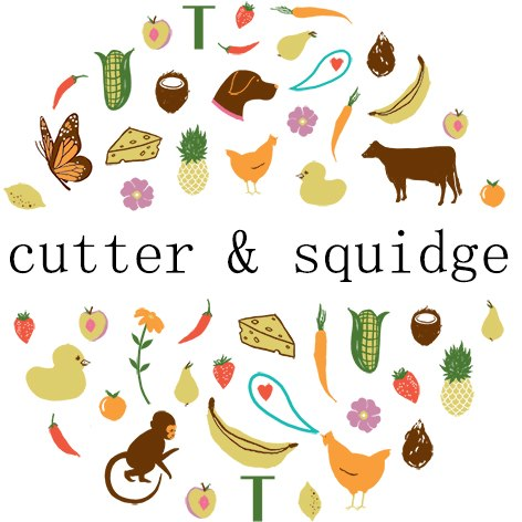Cutter and Squidge