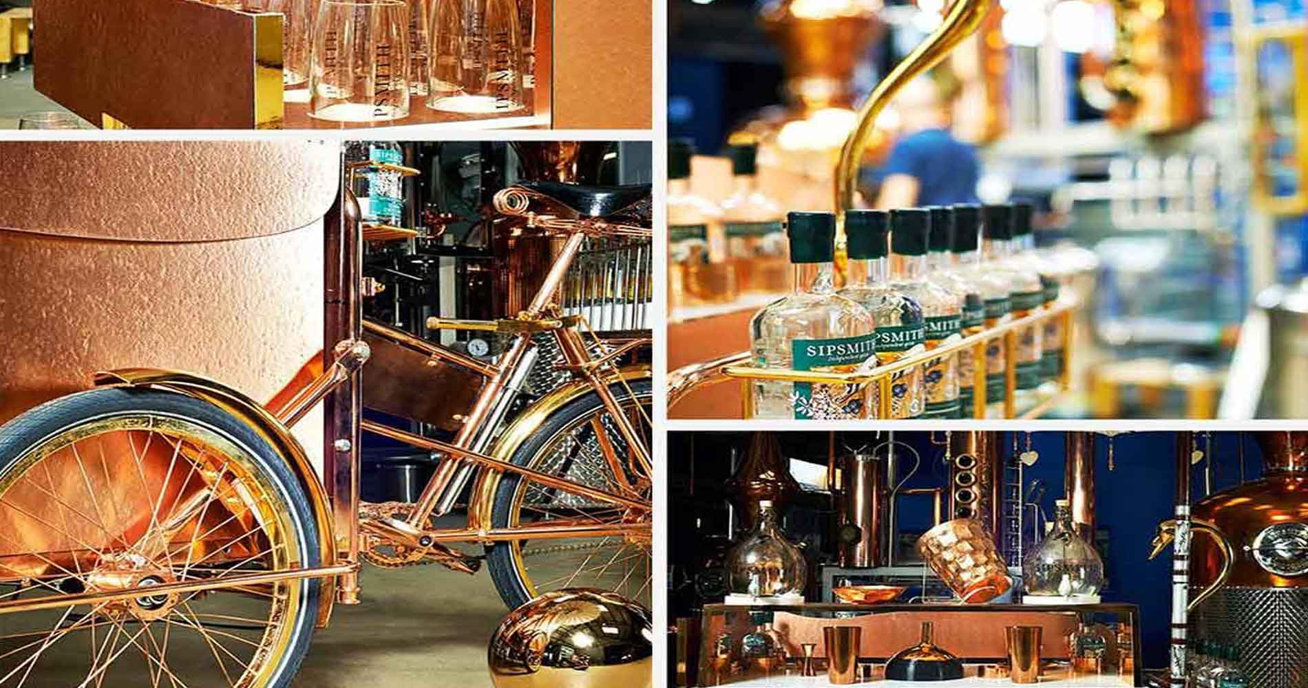 Sipsmith Tricycle Selection