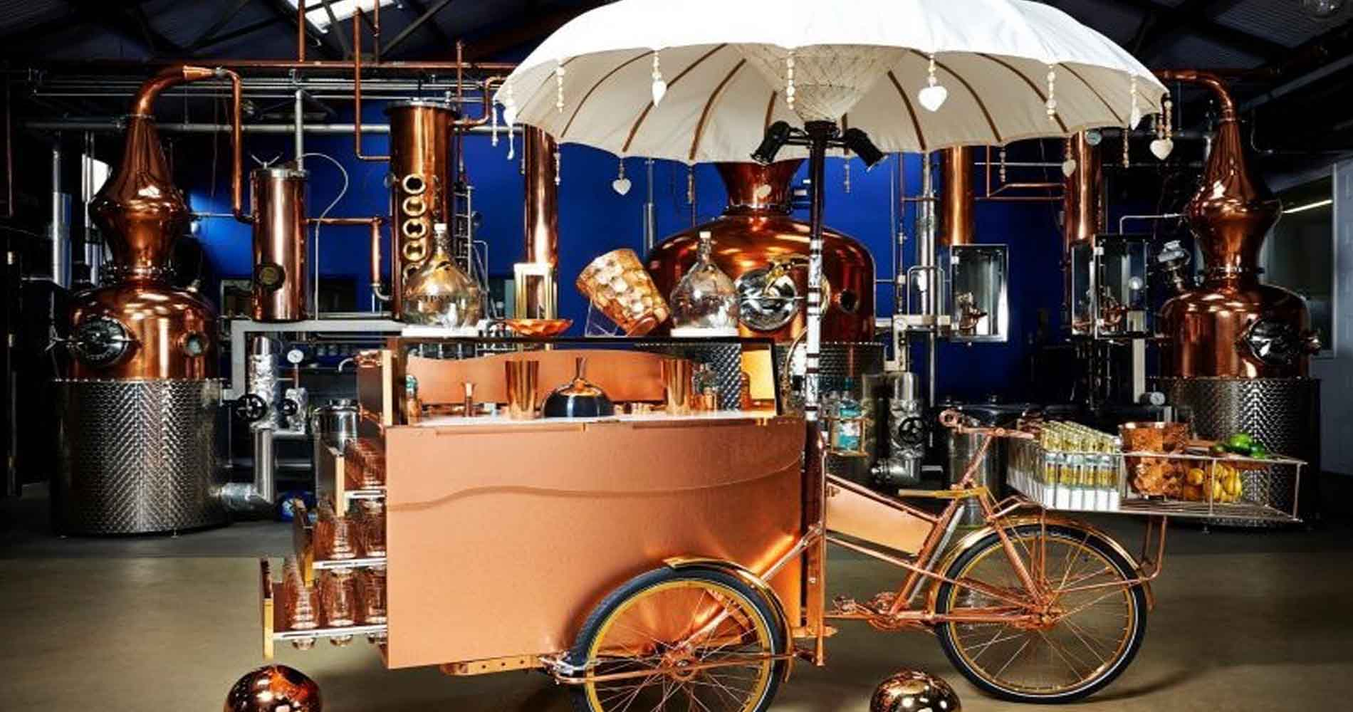 Sipsmith Tricycle