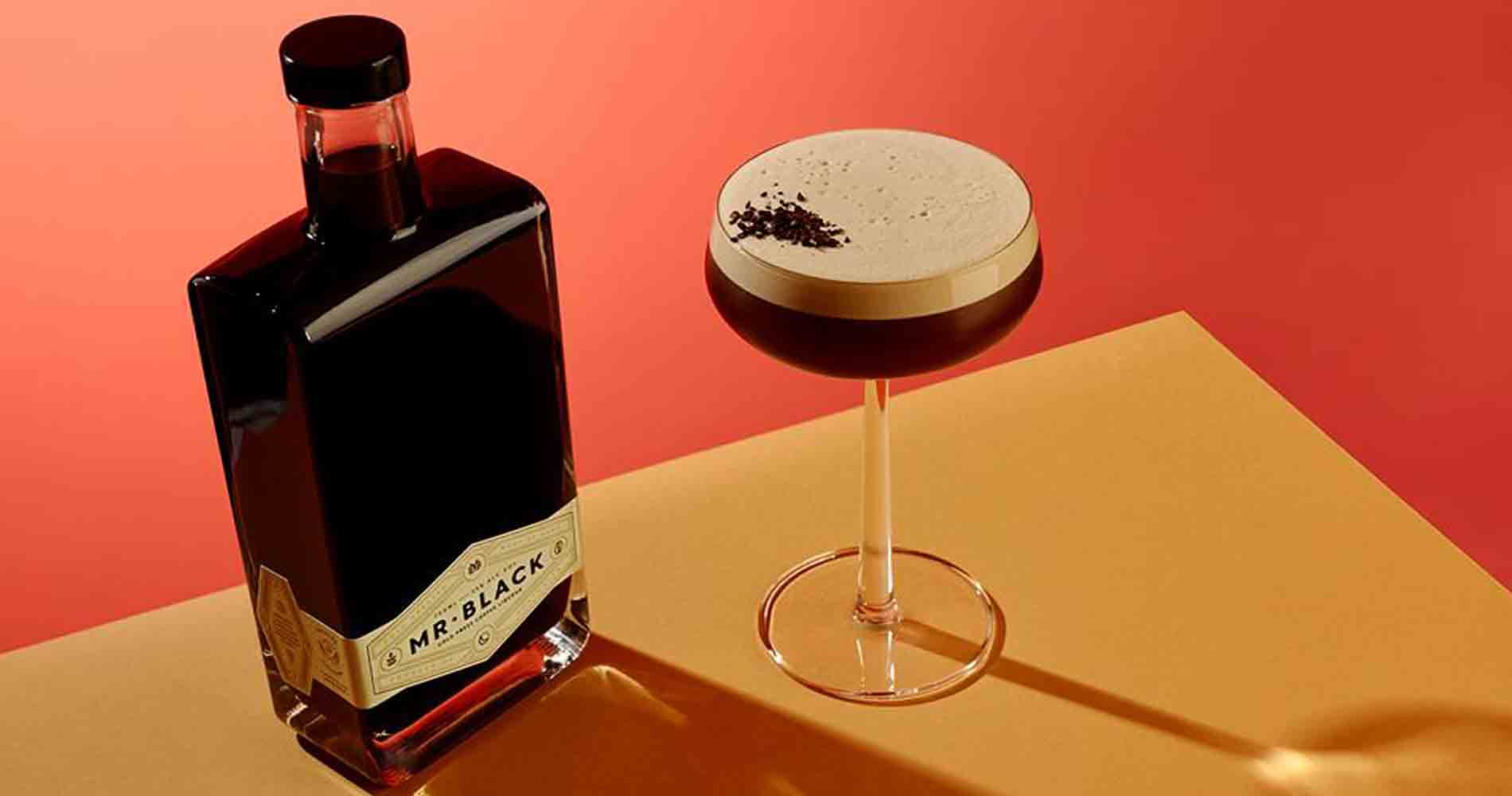 Espresso Martini Mr Black