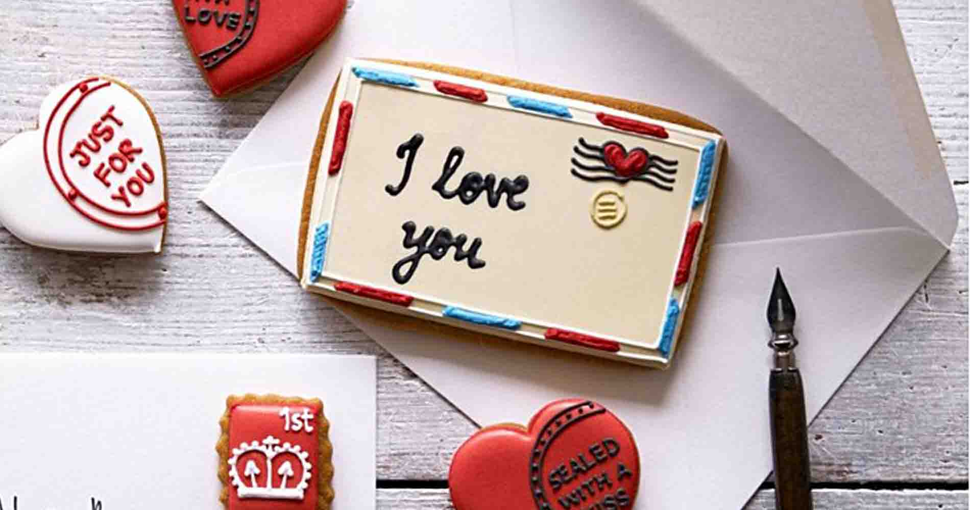 Biscuiteers Love Notes