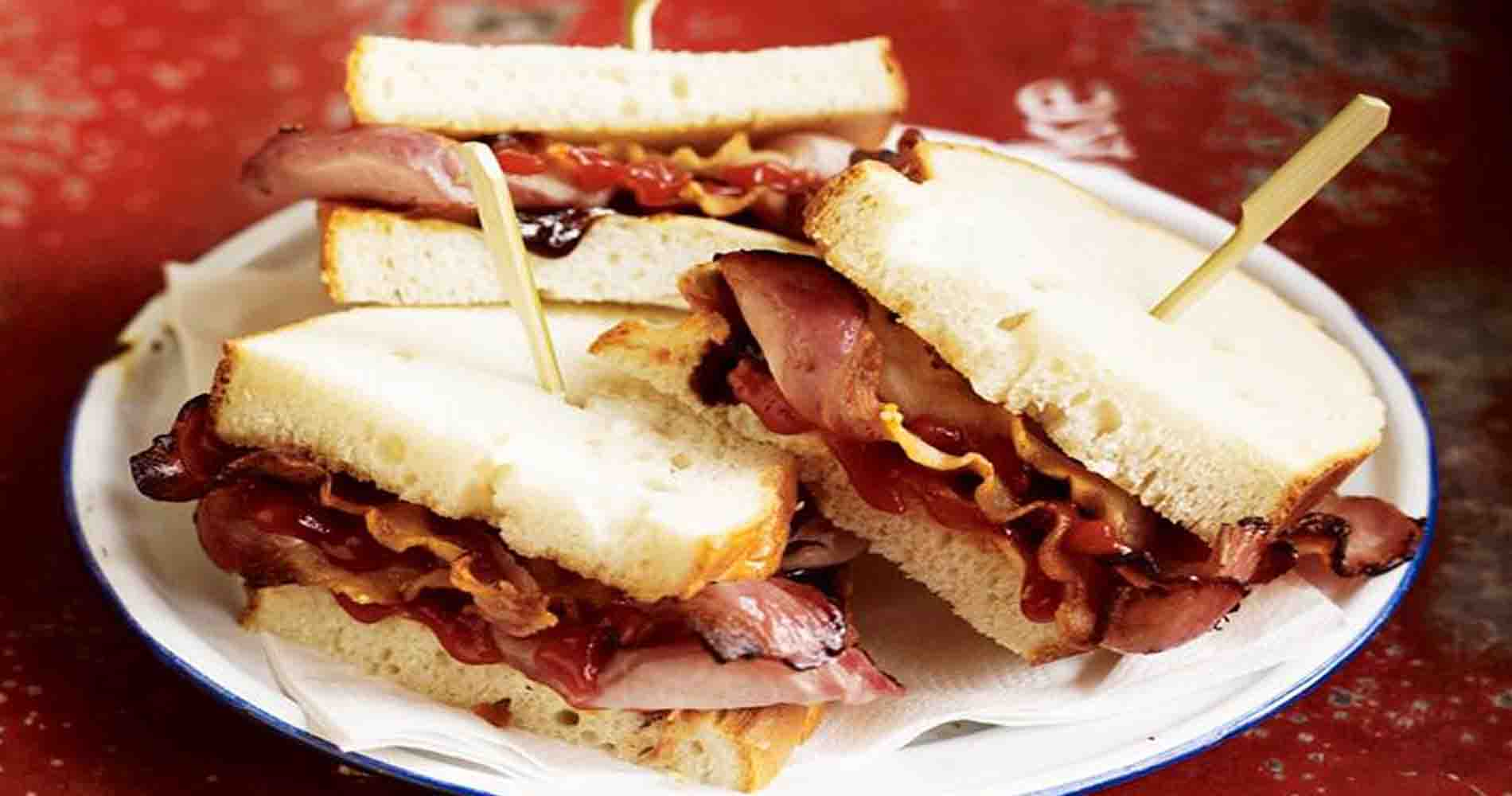Bacon Butties
