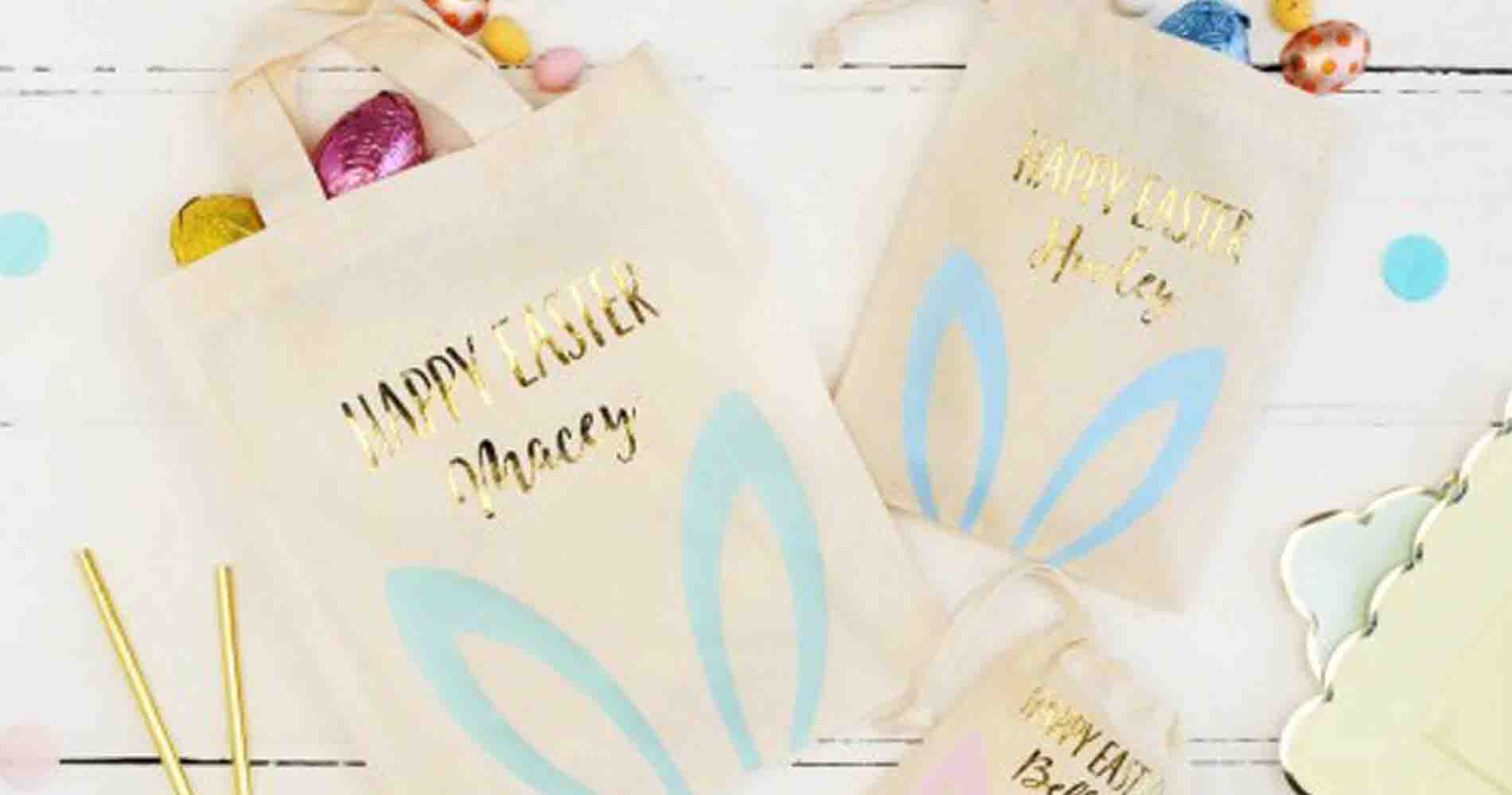 Postbox Party Bags