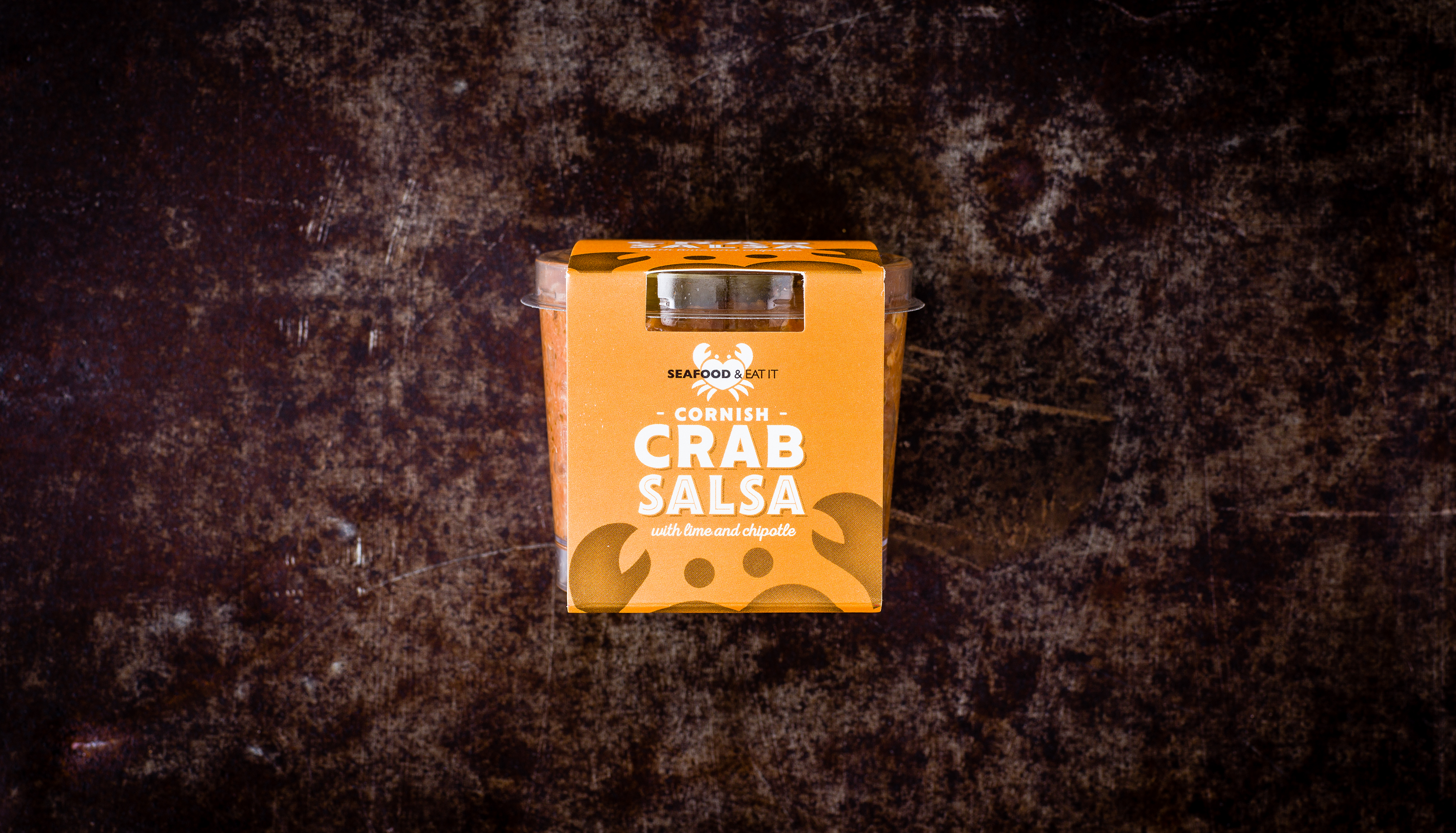 Crab Salsapot Pack