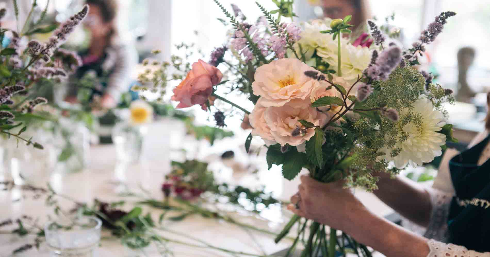 Floral Bouquet Making