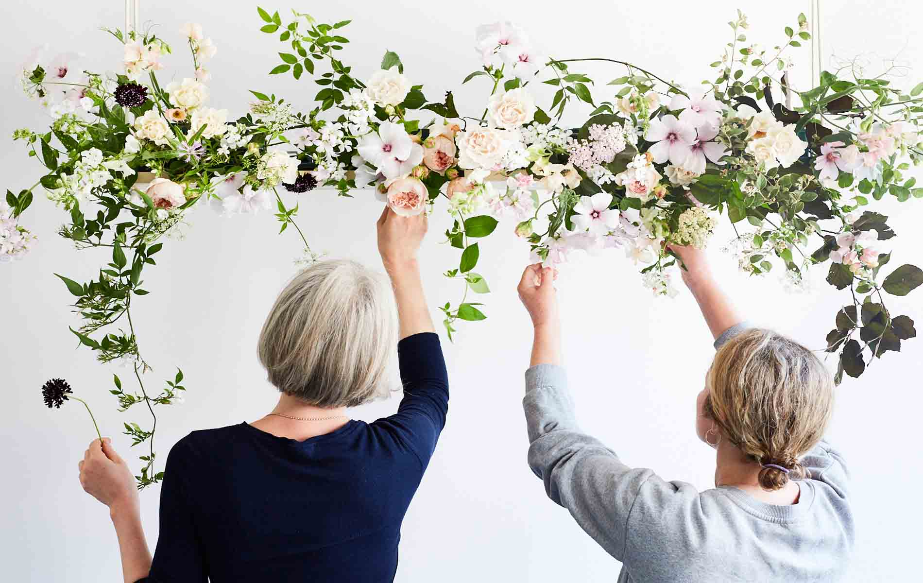 Flower Society Hanging Florals