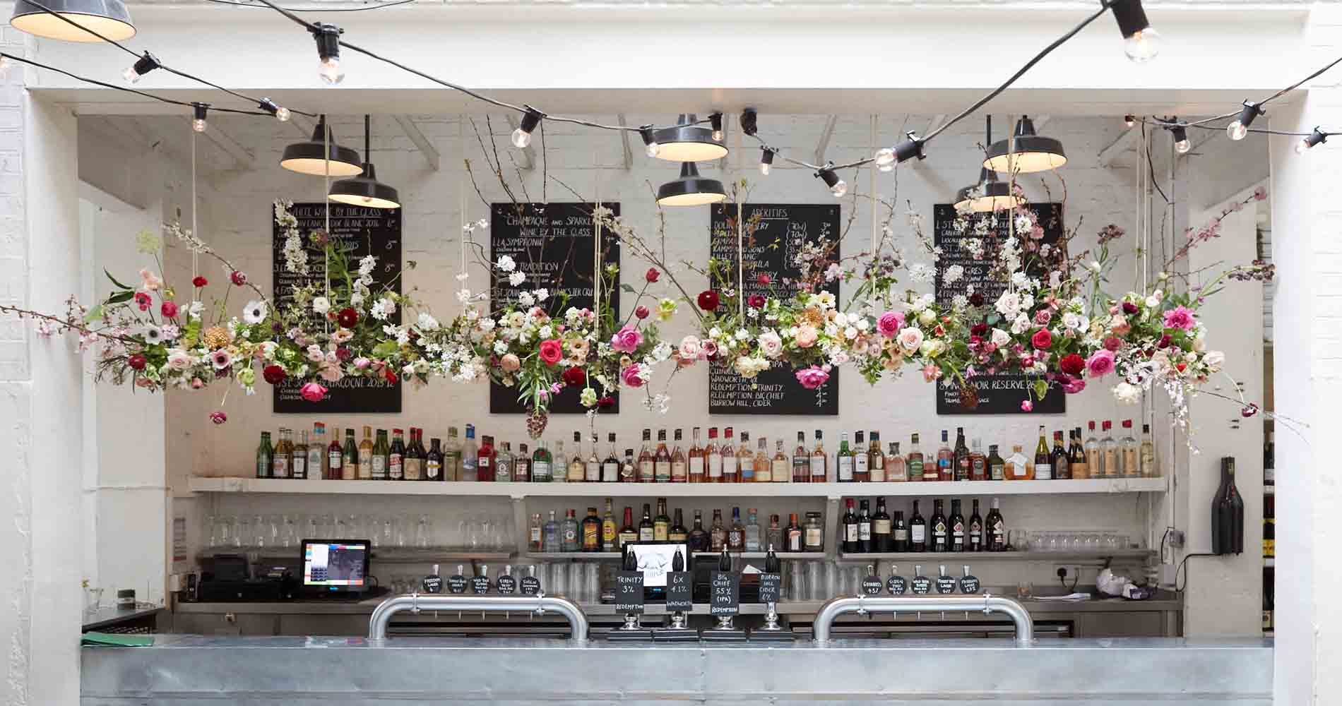 Flowersociety Bar