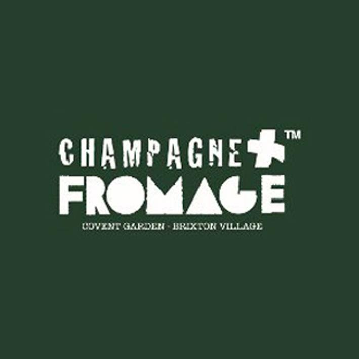 Champagne + Fromage