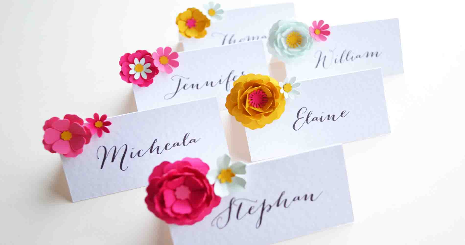 Maycontainglitter Placecards