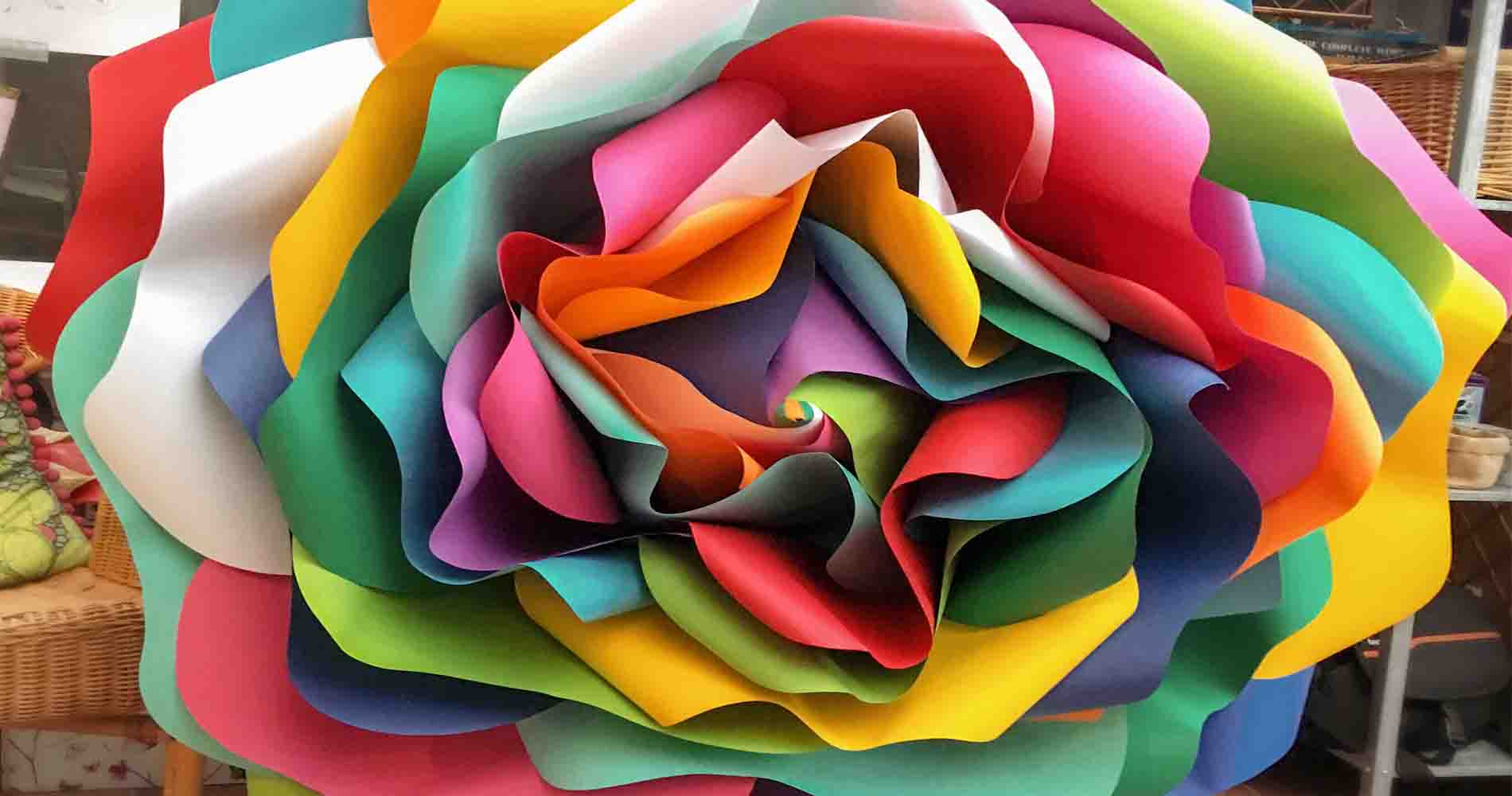 Lisa Jay Paper Flowers