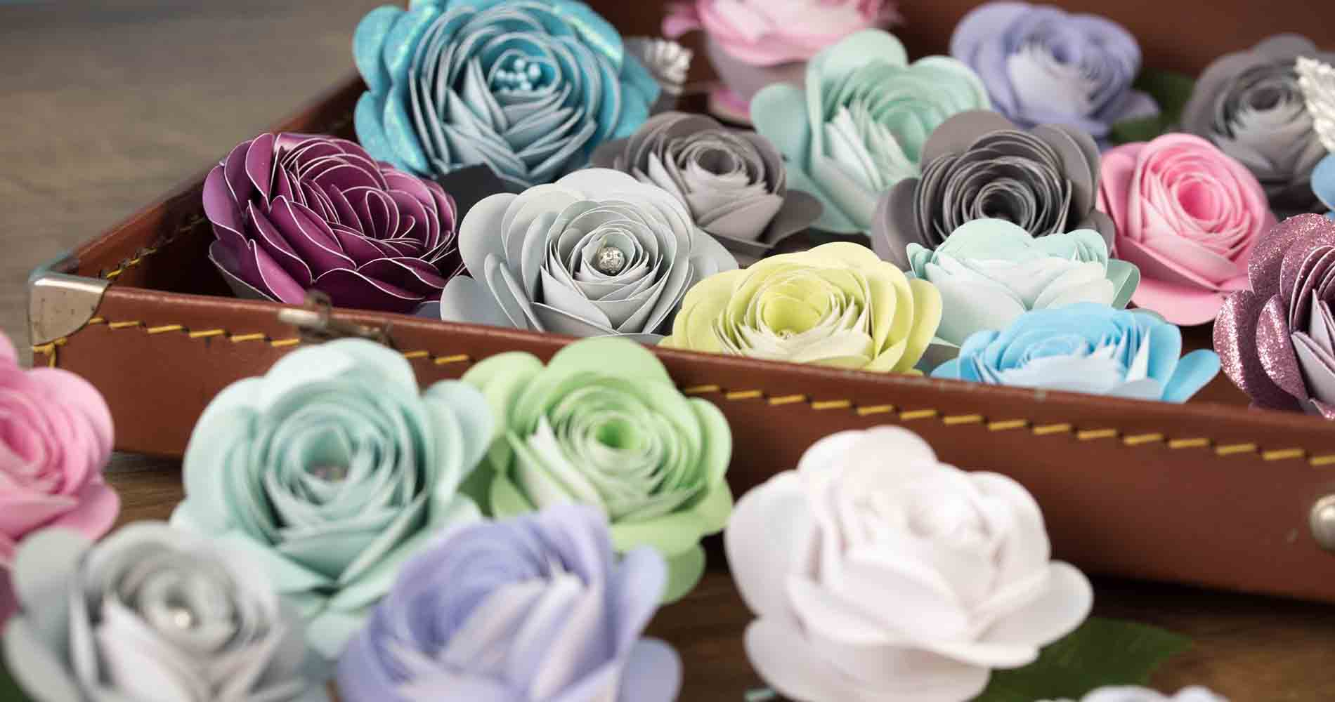 Pick Of The Best Paper Flower Designers