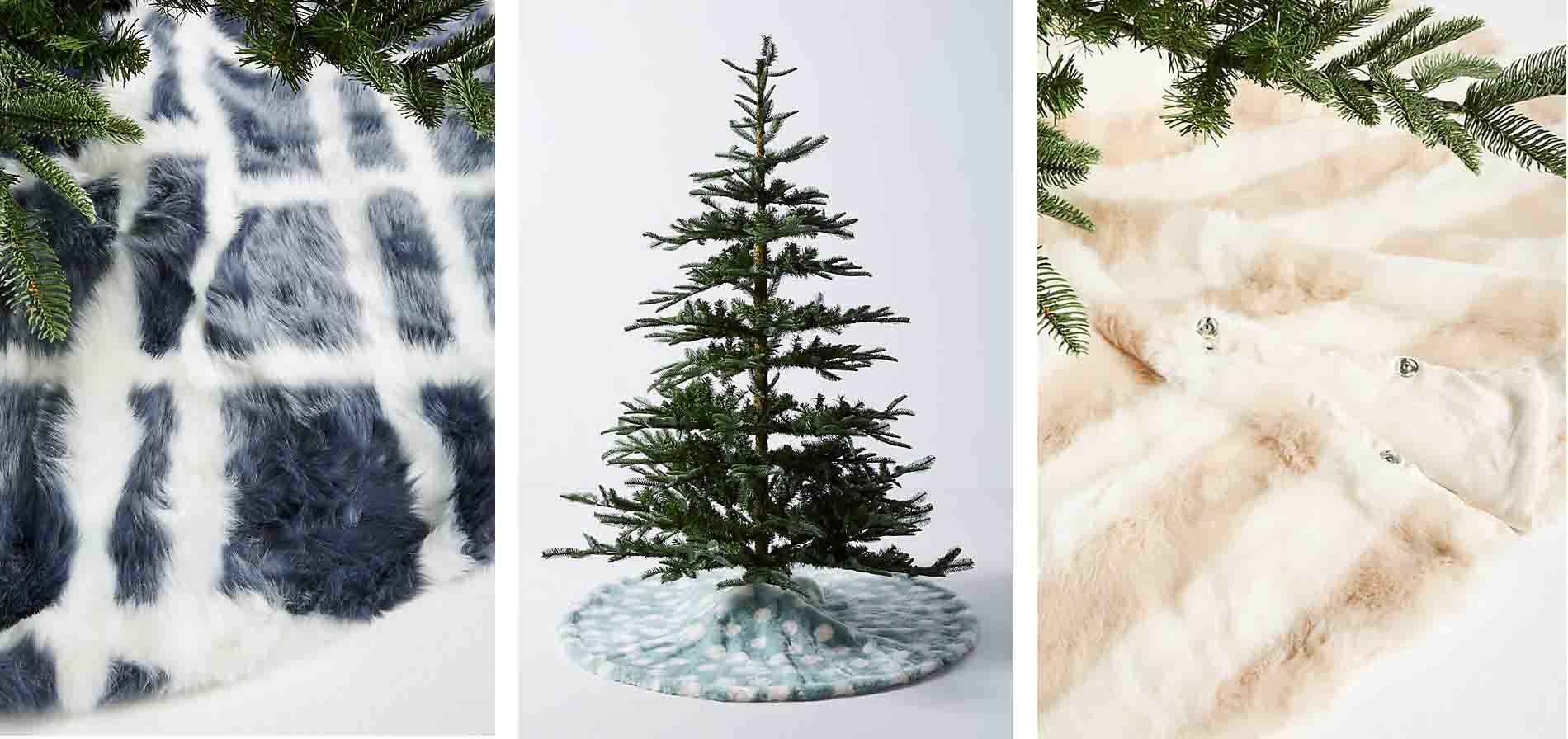Anthropologies Faux Tree Skirt