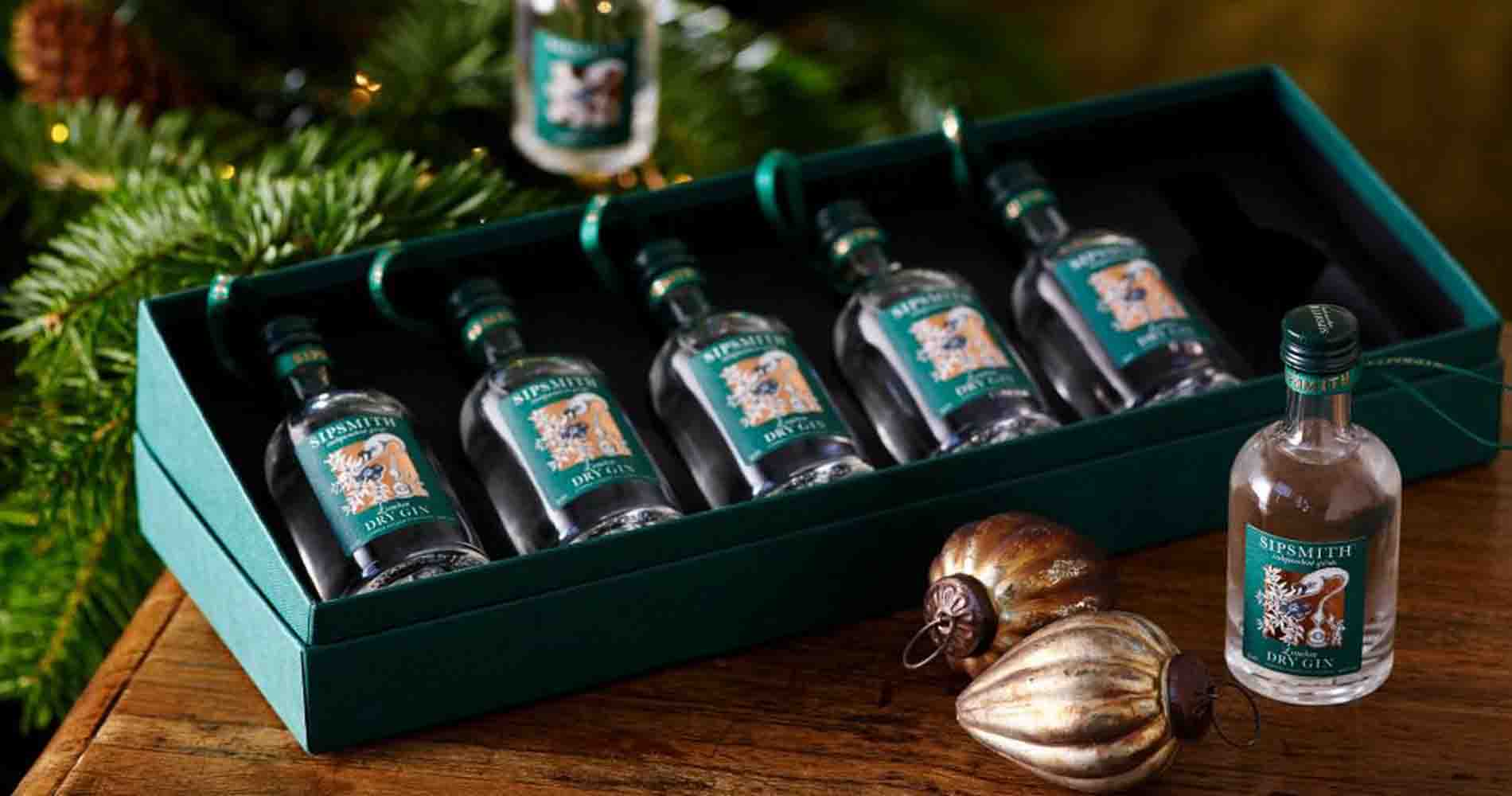 Sipsmith Gin Baubles