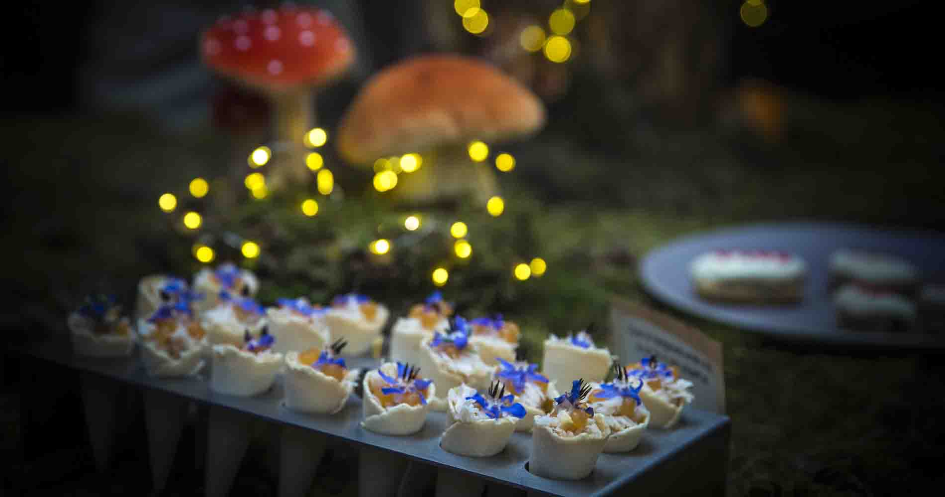 Fairy Garden Canapes Flavourology