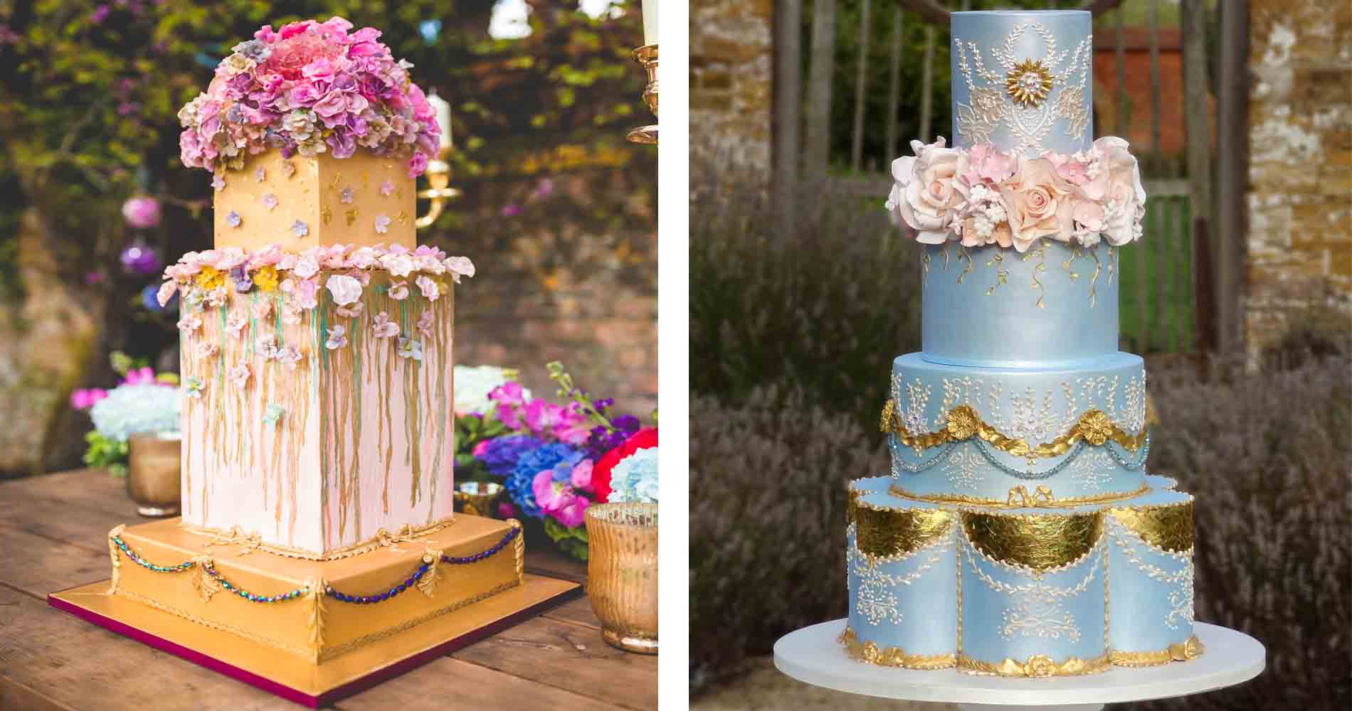 Creating Luxury Cakes With Unique Cakes By Yevnig